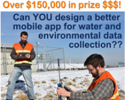 Water Prize Competition Poster