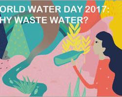 World Water Day 2017 logo